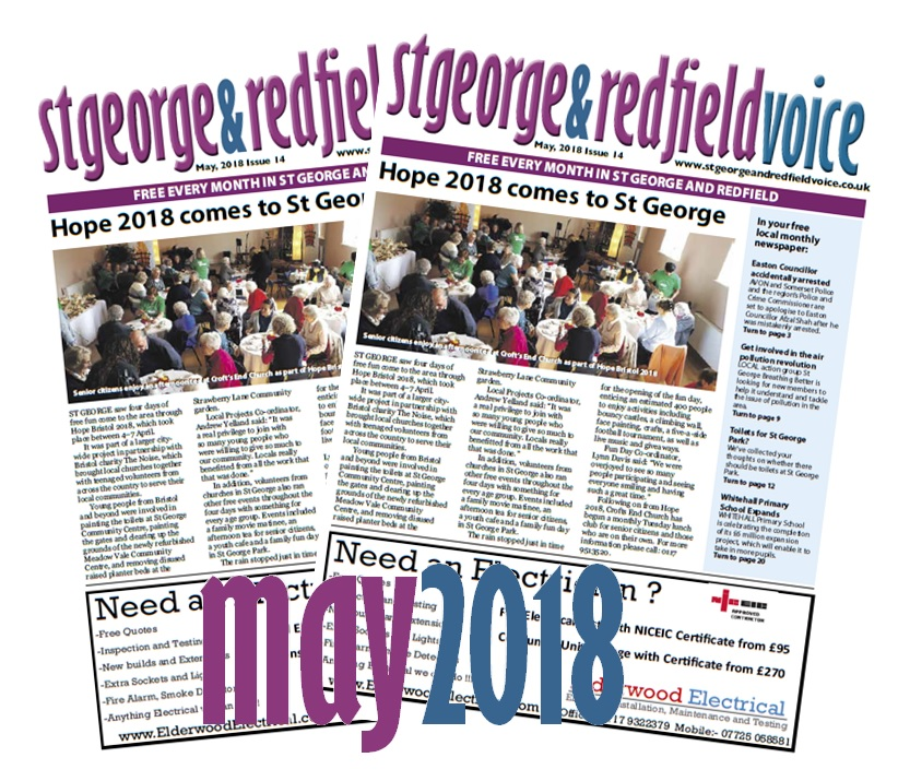 May 2018 edition published