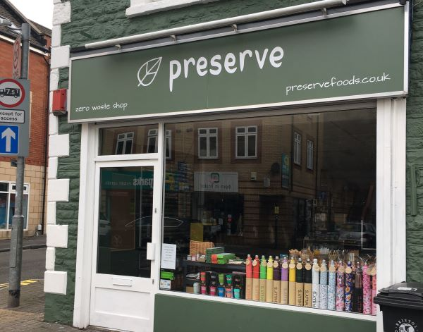 Zero-waste shop is a hit with eco-conscious customers