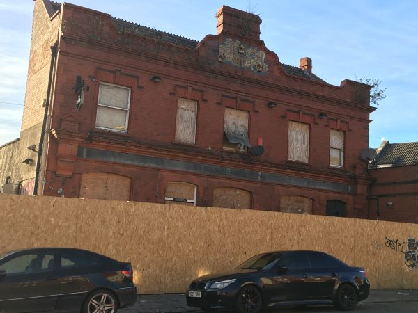 Security at Three Crowns increased after squatters hold rave