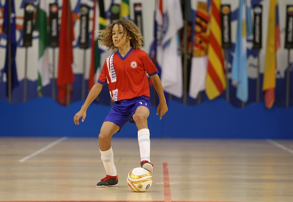Euros are talented Lenny's new goal after Futsal World Cup debut