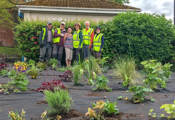 St George In Bloom wins Royal Horticultural Society award