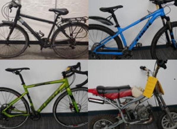 Teens arrested after online bike sellers targeted by burglars
