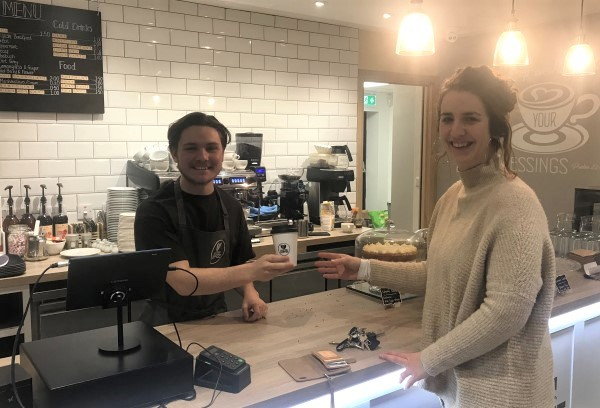 Coffee shop at church aims to bring community closer together