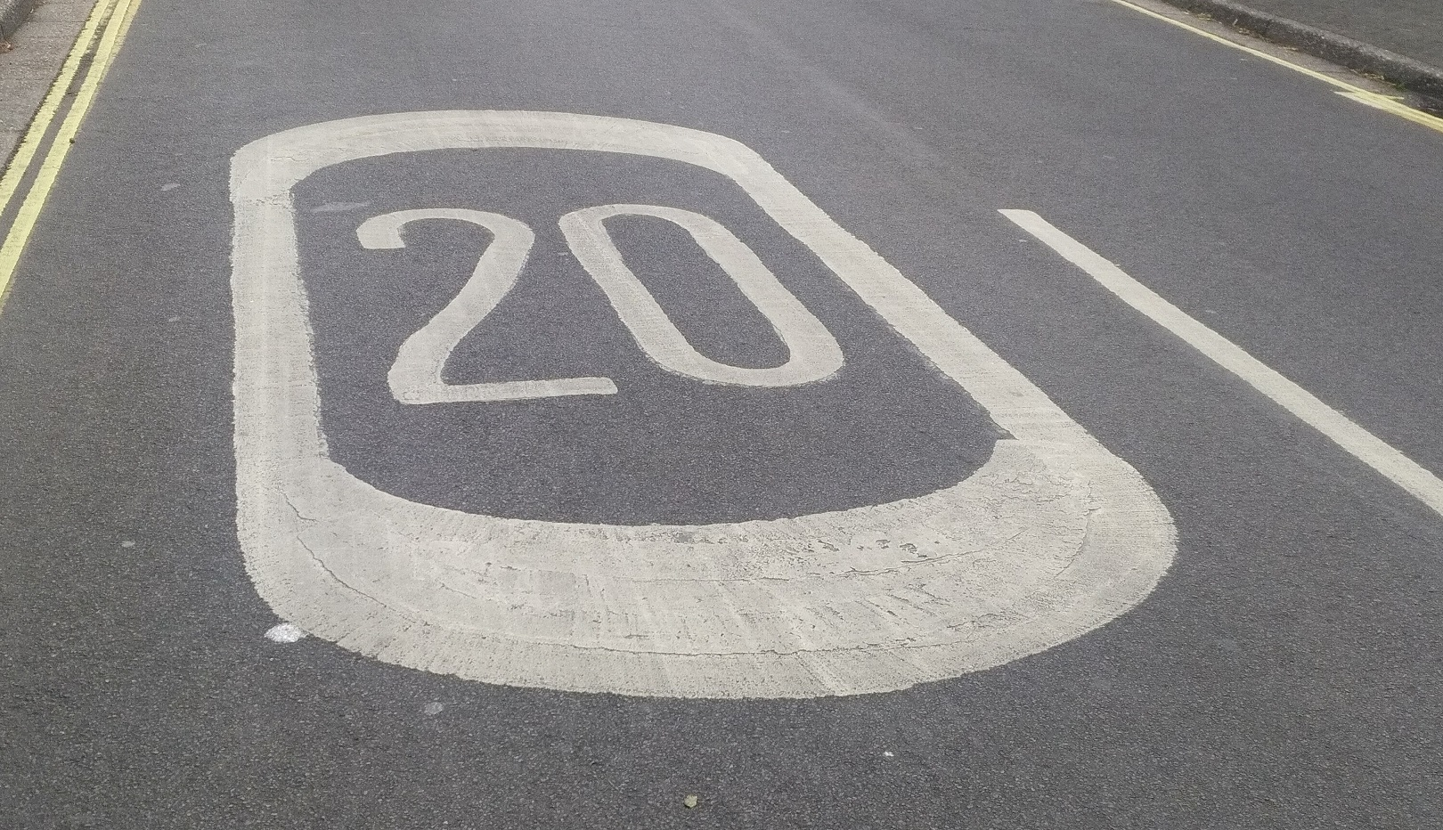 20mph speed limit review