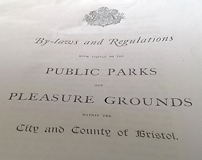 New byelaws focus on St George Parks