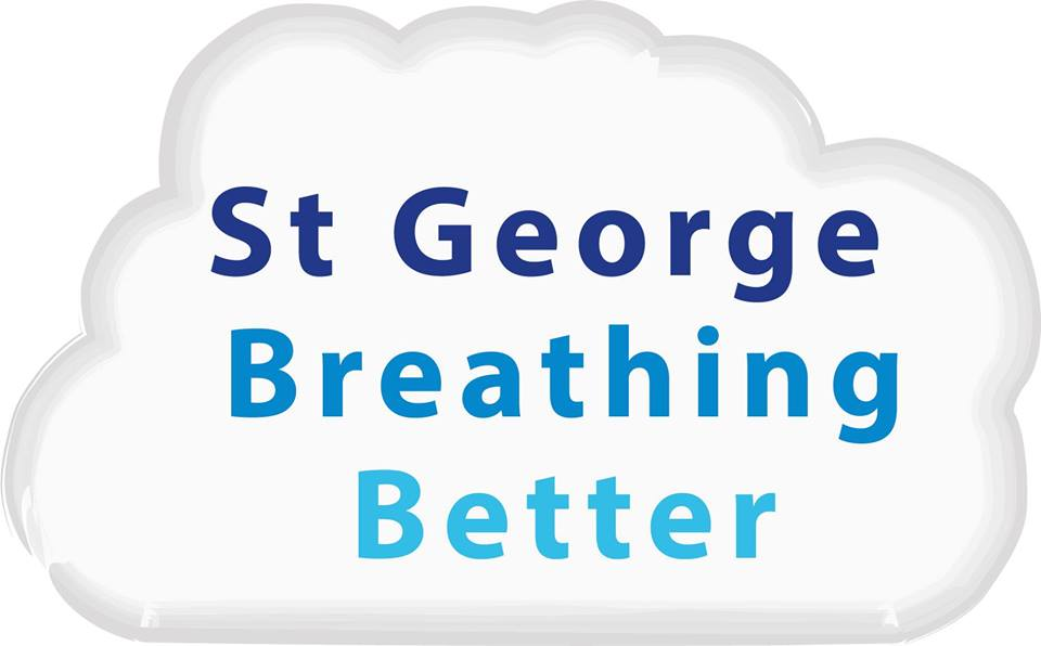 [logo] St George Breathing Better